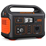 Jackery Portable Power Station Explorer 500, 518Wh Outdoor Solar Generator Mobile Lithium Battery Pack with 110V/500W AC Outlet (Solar Panel Optional) for Road Trip Camping, Outdoor Adventure