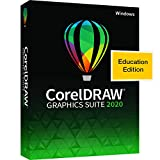 CorelDRAW Graphics Suite 2020 | Graphic Design, Photo, and Vector Illustration Software | Education Edition [PC Disc]
