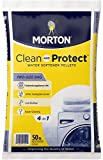 Morton Morton-40D System Water Softener, 50 lbs, White, 50 lbs