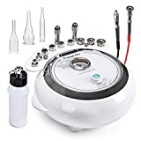 3 in 1 Diamond Microdermabrasion Machine, TopDirect Facial Skin Care Salon Equipment w/Vacuum & Spray (Strong Suction Power: 65-68cmhg)
