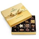 GODIVA Chocolatier Assorted Chocolate Gold Gift Box, 19 Count