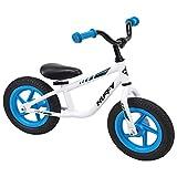 "Huffy Lil Cruizer Balance Bike, 12"" Wheels, White & Blue"