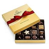 Godiva Chocolatier Assorted Chocolate Gold Gift Box, 19-Ct