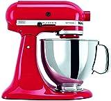 KitchenAid RRK150SD 5 Qt. Artisan Series - Signature Red (Renewed)