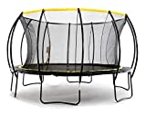 SkyBound 'Stratos Premium 14 Foot Trampoline with Safety Enclosure Net - Rated for Kids and Teens