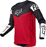 Fox Racing YTH 180 REVN Jersey, Flame Red, Medium