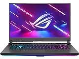 ASUS ROG Strix G17 Gaming Laptop, 17.3' 300Hz IPS Type FHD, GeForce RTX 3070 8GB GDDR6 with ROG Boost, AMD Ryzen 9 5900HX, RGB Keyboard, W10 ,32GB RAM | 2TB PCIe SSD,Tikbot HDMI Cable