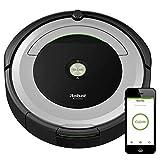 iRobot Roomba 690 Robot Vacuum-Wi-Fi Connectivity, Works with Alexa, Good for Pet Hair, Carpets, Hard Floors, Self-Charging (Renewed)