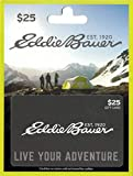 Eddie Bauer $25 Gift Card