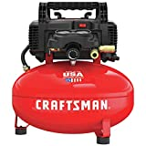Craftsman CMEC6150R 0.8 HP 6 Gallon Pancake Air Compressor (Renewed)