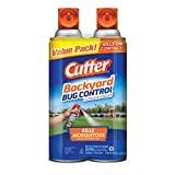 Cutter 65704 Backyard Bug Control Outdoor Fogger (HG-65704) (Twin Pack), 16 oz - 2 Count