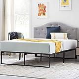 LINENSPA Contemporary Platform Bed Frame, Full