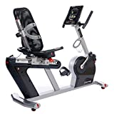 Diamondback Fitness 910SR Seat Recumbent with Electronic Display and Quiet Magnetic Flywheel