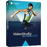 Corel VideoStudio Ultimate 2020 - Video & Movie Editing Software - Slideshow Maker, Screen Recorder, DVD Burner - Premium Effects from NewBlueFX, Boris FX, proDAD [PC Disc][OLD VERSION]