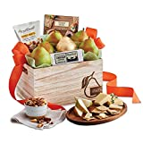 Harry & David Signature Pear, Nut, and Cheese Gift Basket - Classic