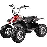 Razor Dirt Quad Electric Four-Wheeled Off-Road Vehicle - Black