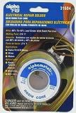 Alpha Fry AT-31604 60-40 Rosin Core Solder (4 Ounces)