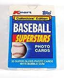 Topps 1990 Baseball Kmart Superstars Factory Set