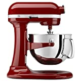 KitchenAid 6-quart Pro 600 Bowl-Lift Stand Mixer (Renewed)