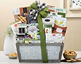 Wine Country Gift Baskets The Connoisseur Gourmet Gift Basket, Various, Pack of 1, 1 Count