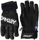 Oakley Men's Factory Winter Gloves 2.0, Blackout, XS