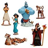 Disney Store Aladdin Figure Play Set