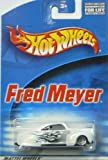 Hot Wheels TAIL DRAGGER FRED MEYER Exclusive 2000 Special Edition 1:64 Scale Die-Cast Vehicle
