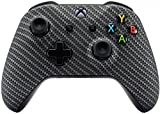 Xbox One Wireless Controller for Microsoft Xbox One - Custom Soft Touch Feel - Custom Xbox One Controller (Carbon Fiber)