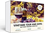 East Coast Vineyard Tour and Hotel Experience Gift Card NYC - GO DREAM - Sent in a Gift Package