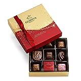 Godiva Chocolatier Limited-Edition Holiday Assorted Chocolate Gift Box, 9-Ct.