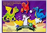 Unicorn Magicornia - Unicorn Card Game for Kids - Created by a 7 Year Old