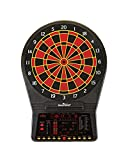 Cricket Pro 900 by Arachnid- Talking Electronic Dartboard, 15.5' Target Area, Up to 8 Player Score Display, Solo Play, MPR and PPD Scoring, 8 New Games, Includes Soft Tip Darts and Extra Tips