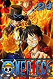 Action-manga Full-Color Edition: One-Piece-Manga Vol 24