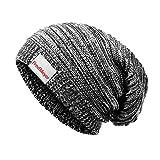 FKODRFMB Slouchy Beanie Hat for Men Women Fred-Meyer-Logo- Baggy Beanie Hats Oversized Knit Cap