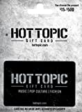 Hot Topic $50 Gift Card