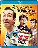 41 Year Old Virgin Who Knocked Up Sarah Marshall [Blu-ray]