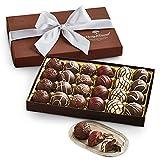 Harry & David Signature Chocolate Truffles Gift Box (24 assorted truffles; 1 Pound box)