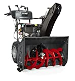 Briggs & Stratton 1530MDS Elite Series 30-Inch Dual-Stage Snow Blower with Push Button Electric Start, Heated Hand Grips, and Dual-Trigger Steering
