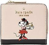 Kate Spade New York Disney X Kate Spade New York Minnie Mouse Small Bifold Black Multi One Size