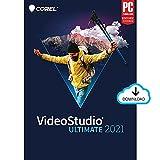 Corel VideoStudio Ultimate 2021 | Video & Movie Editing Software | Slideshow Maker, Screen Recorder, DVD Burner [PC Download]
