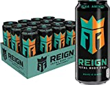 Reign Total Body Fuel, Mang-O-Matic, Fitness & Performance Drink, 16 Fl Oz (Pack of 12)