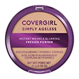 Covergirl Simply Ageless Instant Wrinkle Blurring Pressed Powder, Classic Ivory, 0.39 Oz