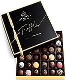 Godiva Chocolatier Signature Truffles Assorted Chocolate Gift Box, 36-Ct.