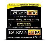 Lotrimin Ultra Antifungal Jock Itch Cream, Prescription Strength Butenafine Hydrochloride 1% Treatment, Clinically Proven to Cure Most Jock Itch, Cream, 0.42 Ounce (12 Grams)