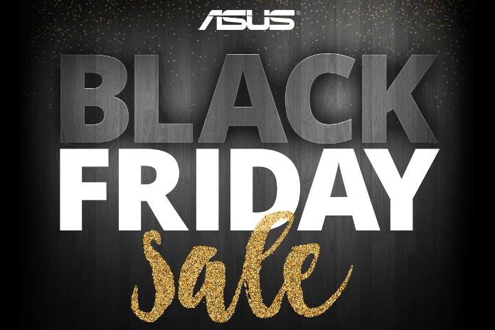 Asus Black Friday