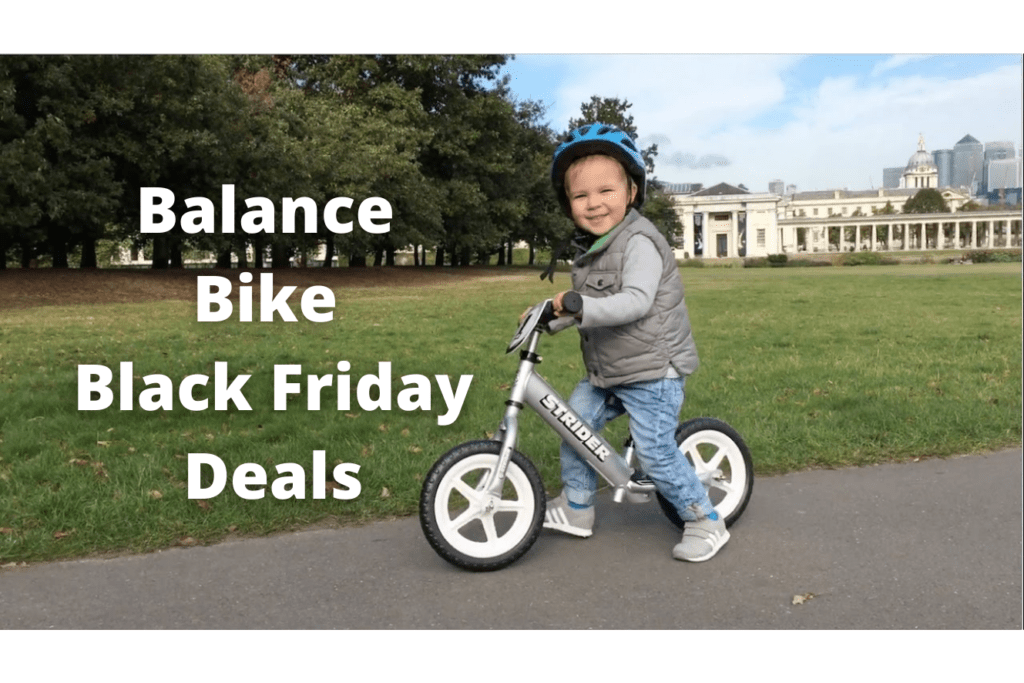 Balance Bike Black Friday Deals
