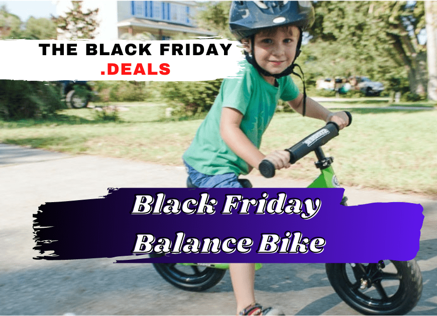 Black Friday Balance Bike Deals