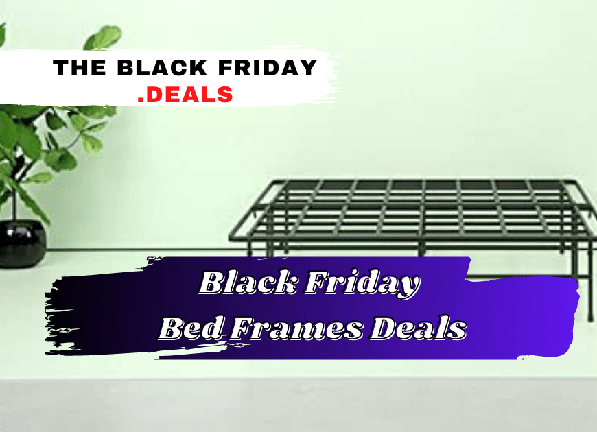 Black Friday Bed Frames Deals