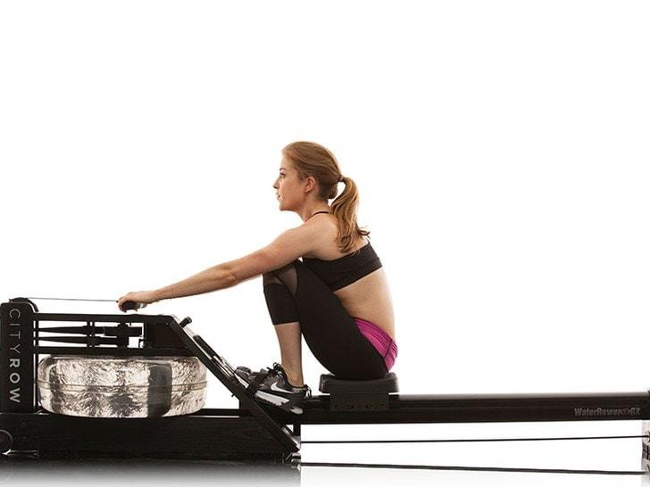 Black Friday City Row Rowing Machine Deals