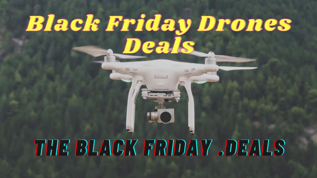 Black Friday Drones Deals